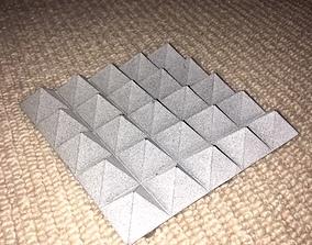 3D printable model Pyramid Power Grid Energy Array