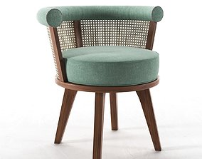 3D model George Dining Chair