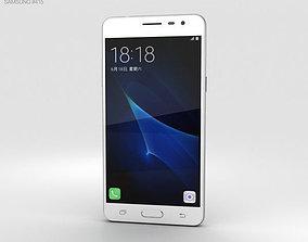 Samsung Galaxy J3 Pro Gray 3D model