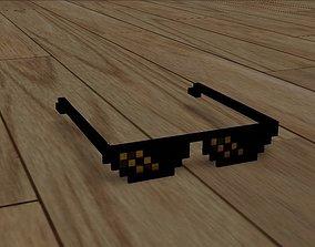 3D print model Funny glasses