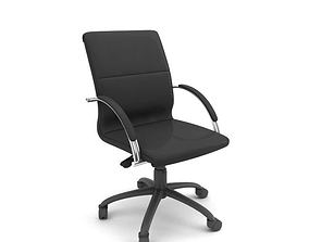 Professional Rolling Office Chair 3D