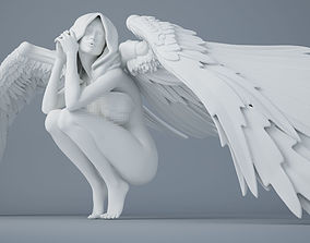 3D printable model Sexy angel series 006