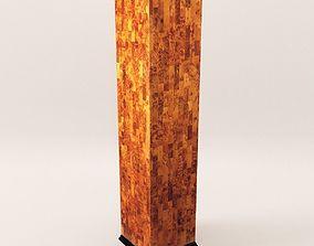 Column - Art Deco 1930 3D model sp-004