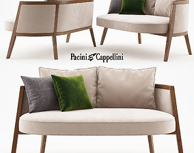 cocoon 3D Cocoon small sofa - Pacini and Cappellini