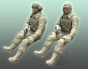 3D printable model ZERO Pilot