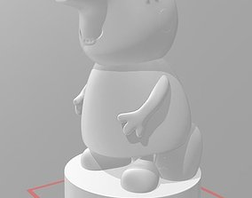 Peppa Pig - MUMMY PIG - 3d Print File
