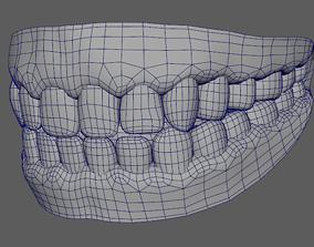 3D asset Teeth