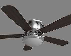light Ceiling Fan 3D