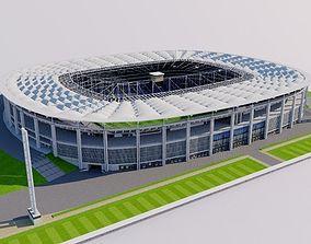 3D asset Commerzbank-Arena - Frankfurt