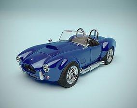 3D Shelby Cobra 427