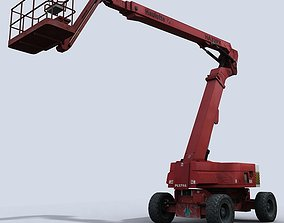 3D asset Cherry Picker