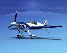 MXS Aerobatic Sport 3D plane