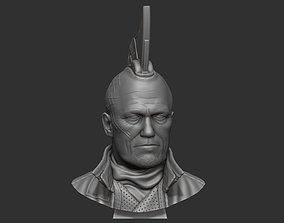 3D printable model Yondu Udonta bust