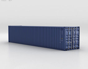 3D Shipping Container 40ft