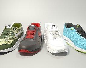 3D model Nike Air Max 1 v1