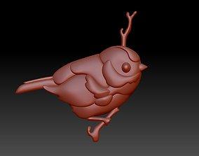 other 3D printable model birdie