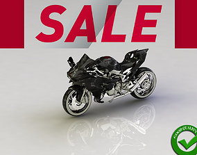 Motorbike 3dm file harley-davidson