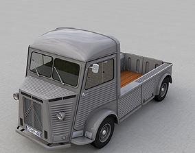 3D model CITROEN HY PICKUP 1948