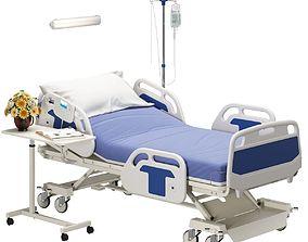 science Hospital Room 3D model
