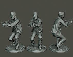 3D printable model Dancing Coffin Meme B 009