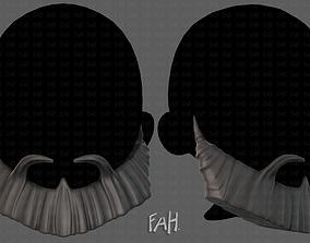 3D asset Beard V06
