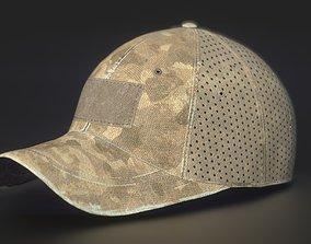 3D model TACTICAL CAP
