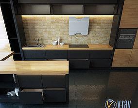 Kitchen Furniture XV 3D