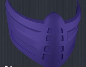 MK11 Rain Klassic Mask - STL 3D printable model