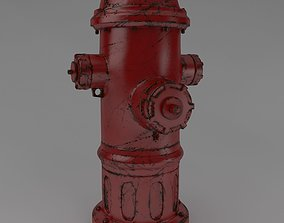 Fire hydrant department 3D