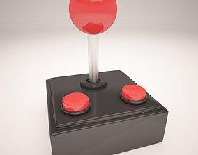 Joystik 3D model