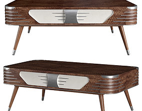 Jonathan Charles Americana Coffee Table 3D