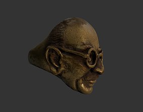 3D model Gandhi Ring