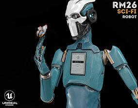 ROBOT RM26 3D asset