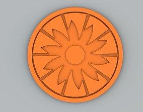 3D printable model MUG COASTER