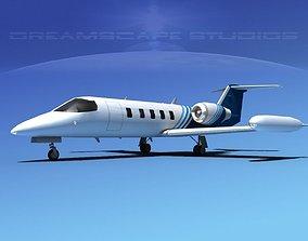 Gates Bombardier Learjet 35 V13 3D