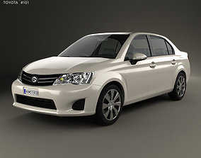 Toyota Corolla Axio 2012 3D