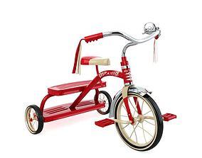 3D model Radio Flyer Bicycle Kids