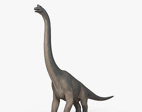 3D Brachiosaurus HD