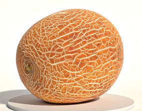 3D asset Melon