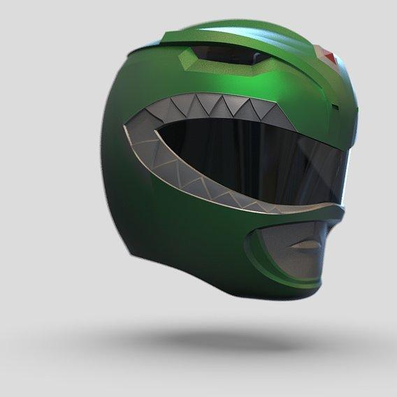 Green dragon mmpr