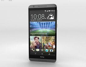 HTC Desire 820 Milky-way Grey 3D