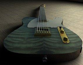 3D model Fender Telecaster telecaster