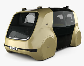 3D Volkswagen Sedric with HQ interior 2017
