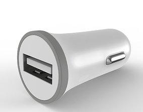 usb charger-1 port 3D model