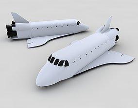 Space Shuttle Columbia 3D model