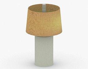 3D asset 1369 - Table Lamp