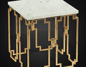 3D Evermore End Table