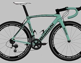 Bianchi Oltre XR4 roadbike 3D model