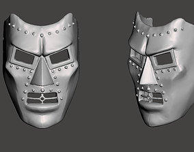 3D printable model DR DOOM lifesize MASK