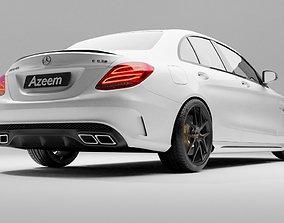 Mercedes-Benz C-Coupe C 63 AMG 3D model